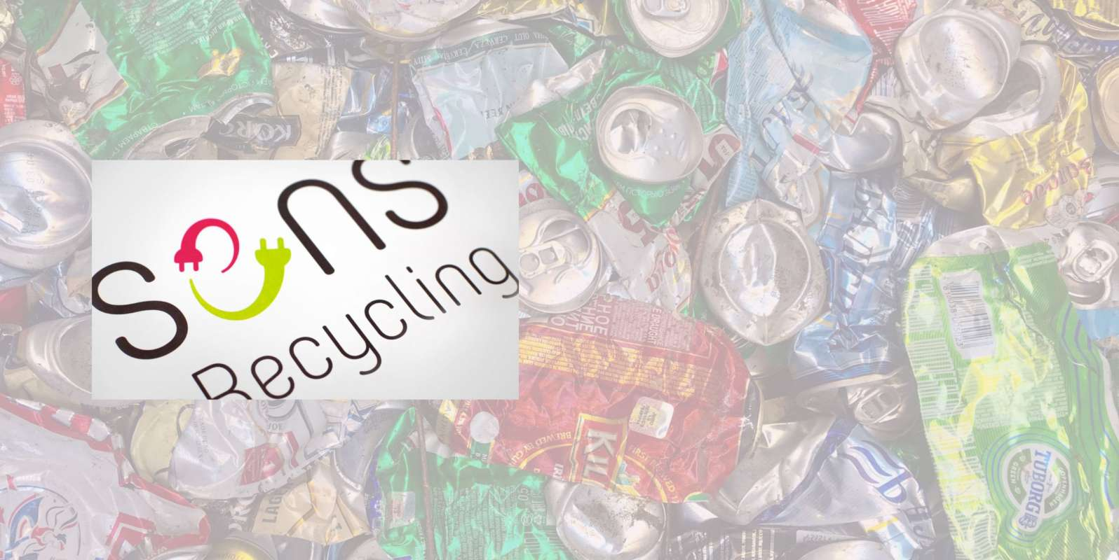 We support the   eRecycling loop