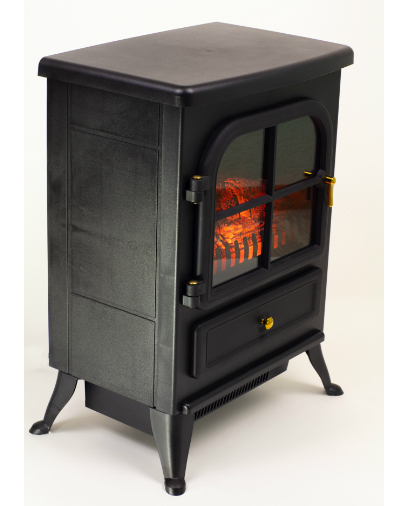 chemin e lectrique avec effet flamme ohmex sa. Black Bedroom Furniture Sets. Home Design Ideas